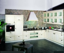 china custom european style new model wood kitchen cabinet