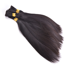 Wholesale 100% Raw Virgin Remy Human Hair Natural Color 12 to 30 Inches Human Braiding Hair Bulk No Weft Can Be Dyeing