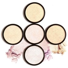 Makeup Beauty High lighter Powder Palette Brightening Face Pressed Powder Maquillage(China)