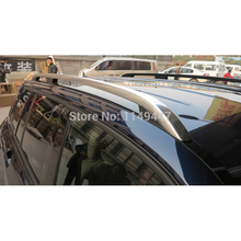 For Mercedes Benz GLK 300 350 2013 2014 Car Styling Exterior  Aluminum Alloy Roof Rack Rails Luggage Roof Top Rack Cover