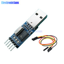 1Set Standard USB To RS232 TTL Converter Adapter PL2303 PL2303HXA Download Board Module 4Pin Cable for Arduino