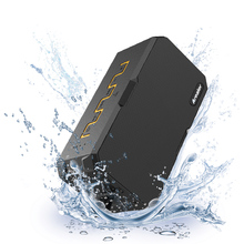 Arealer X2 Bluetooth Speaker Dual Acoustic Driver Portable Waterproof Passive Loudspeaker MP3 Speakers Power Bank for Outdoor