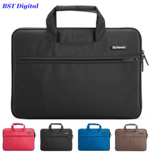 11 13 15 inch Laptop bag Handbag for 11.6 13.3 15.4 Apple macbook Air Pro Retina computer notebook briefcase