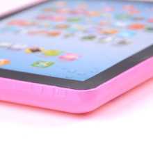 Hot Child Kids Computer Tablet Chinese English Learning Study Machine Children Gift Toy Baby Educational Toys New Arrival(China)