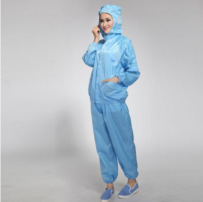 FASHION ESD clothing anti-static cleaning clothes paint uniform safety clothing dust free cloting<br>