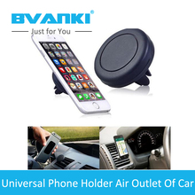 [Bvanki Holder] Car Holder Super Convenient Stents Vent Mount Support For Cell Phone Best Universal Mini Car Air Outlet Holder