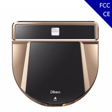Dibea D900 Rover Wireless Robot Vacuum Cleaners for Home Aspirador Cleaner Wet Mopping Floor Cleaner Corner Robot Sweeper(China)