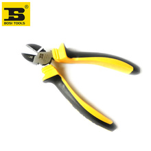 "free shipping BOSI 6"" /165mm diagonal side cutting pliers cutter 60#CR-V Steel(China)"