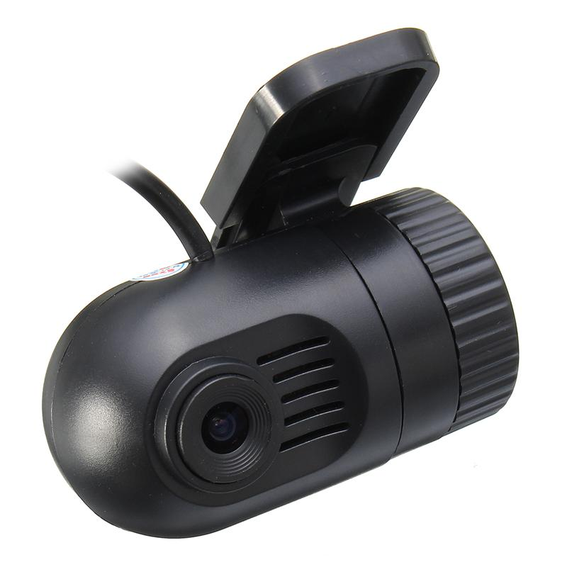 Mini 360 Degree Car 1080P DVR Camera Video Recorder Dash Cam Night Vision G-Sensor Camcorder 140 Degree 6