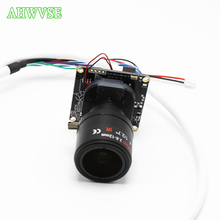 Buy AHWVSE 1080P IP camera module board 2.8-12mm Lens High Resolution H.264 720P 960P CCTV camera LAN cable ONVIF P2P for $17.81 in AliExpress store