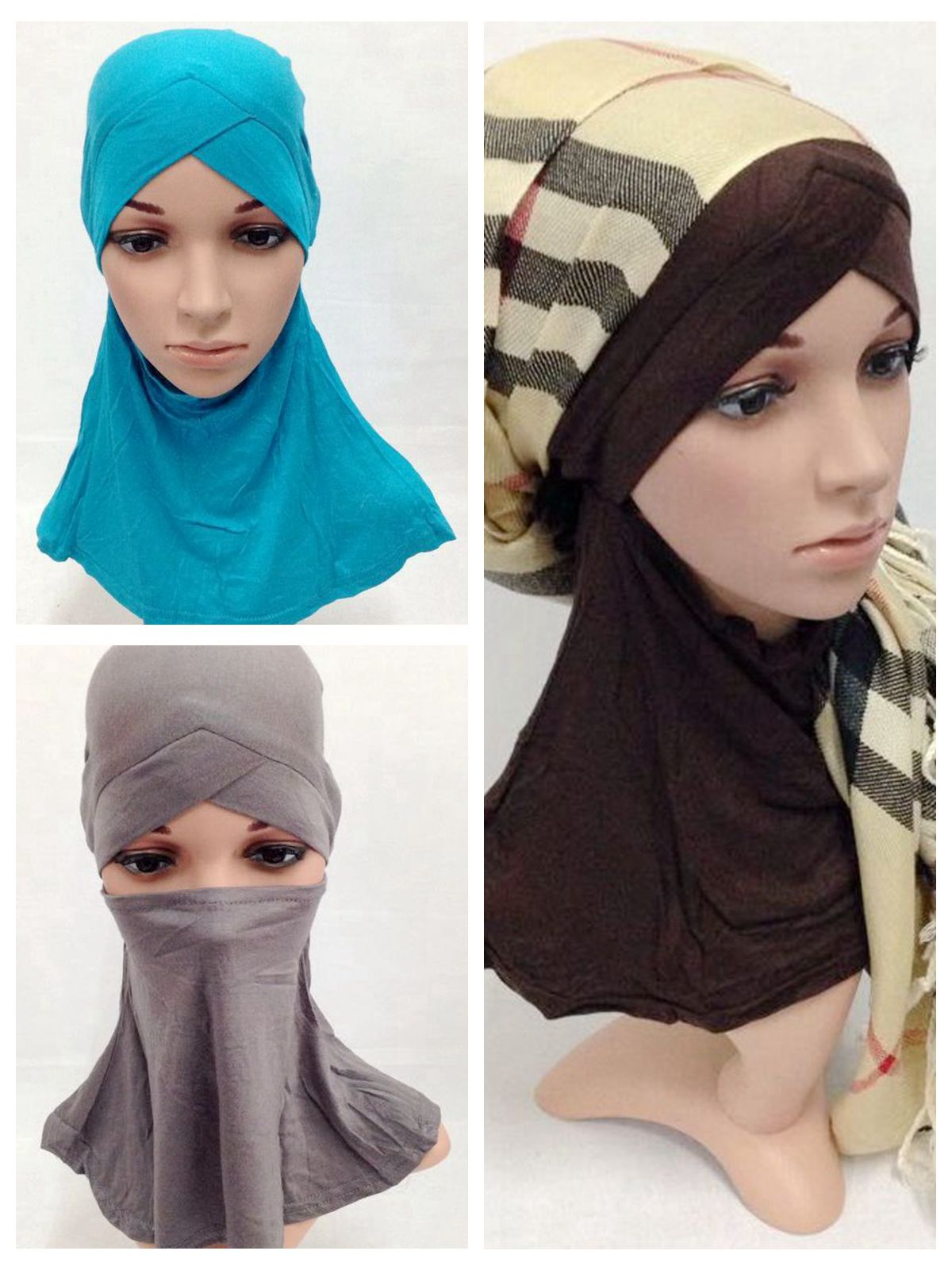 Как сшить султанки хиджаб 16