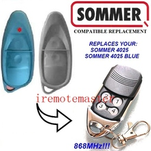 Sommer 4025 replacement garage door remote control free shipping(China)