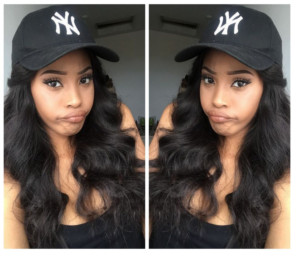 New Heat Resistant Body Wavy Hair Cheap Full Lace Wig Brazilian Synthetic Lace Front Wig Top Quality Wavy Wigs For Black Women<br><br>Aliexpress