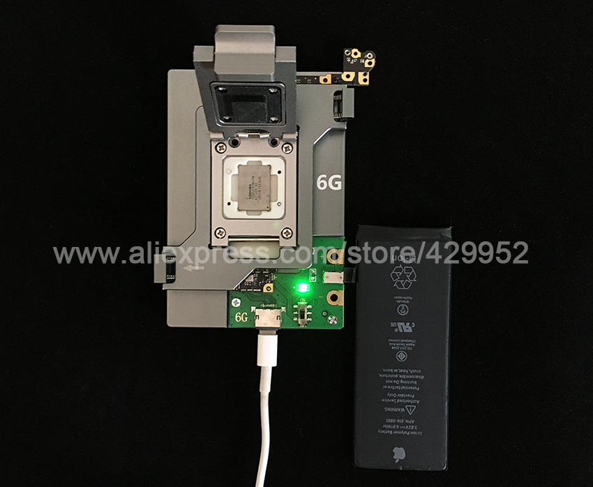 mijing 5 in 1 NAND Flash tester-850-2
