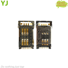 10 pieces/lot  Free shipping for New SIM Card Holder Socket for Nokia N82