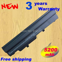 New Black 6Cell Laptop Battery For MSI Wind U90 U120 U100 U150 U230 U135DX U100X U100W U120H U91 U123T U250 U123 U130 U270 L2500