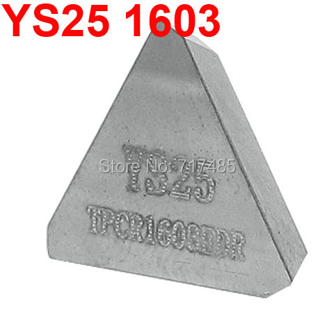 Machine Milling Tool Triangle Carbide Insert 10PCS<br><br>Aliexpress