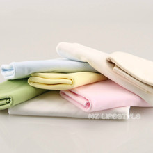 50*160cm high-density 100% cotton knitted fabric baby cotton jersey fabric DIY clothing making cotton fabric by half meter