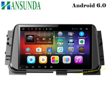 HD 1024*600 9inch quad core android 6.0 car dvd player for NISSAN Kicks 2014- /Micra 2017- with WIFI GPS BT SWC mirror link(China)