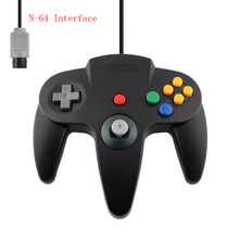 Wired USB Controller For Nintend N64 Joystick Games Wired Gamepad Joypad For Gamecube Controle For N64 PC Gamepad