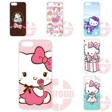 Hello Kitty Sanrio Case Mobile For Samsung Galaxy A3 A5 A7 Note 3 4 5 S3 S4 S5 S6