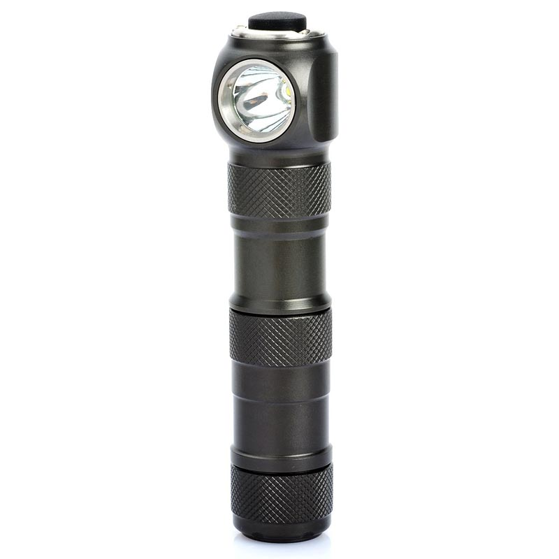 UltraFire H4 350-Lumen 3-Mode Memory White LED Flashlight (1 x CR123A / 1 x 17670)<br>