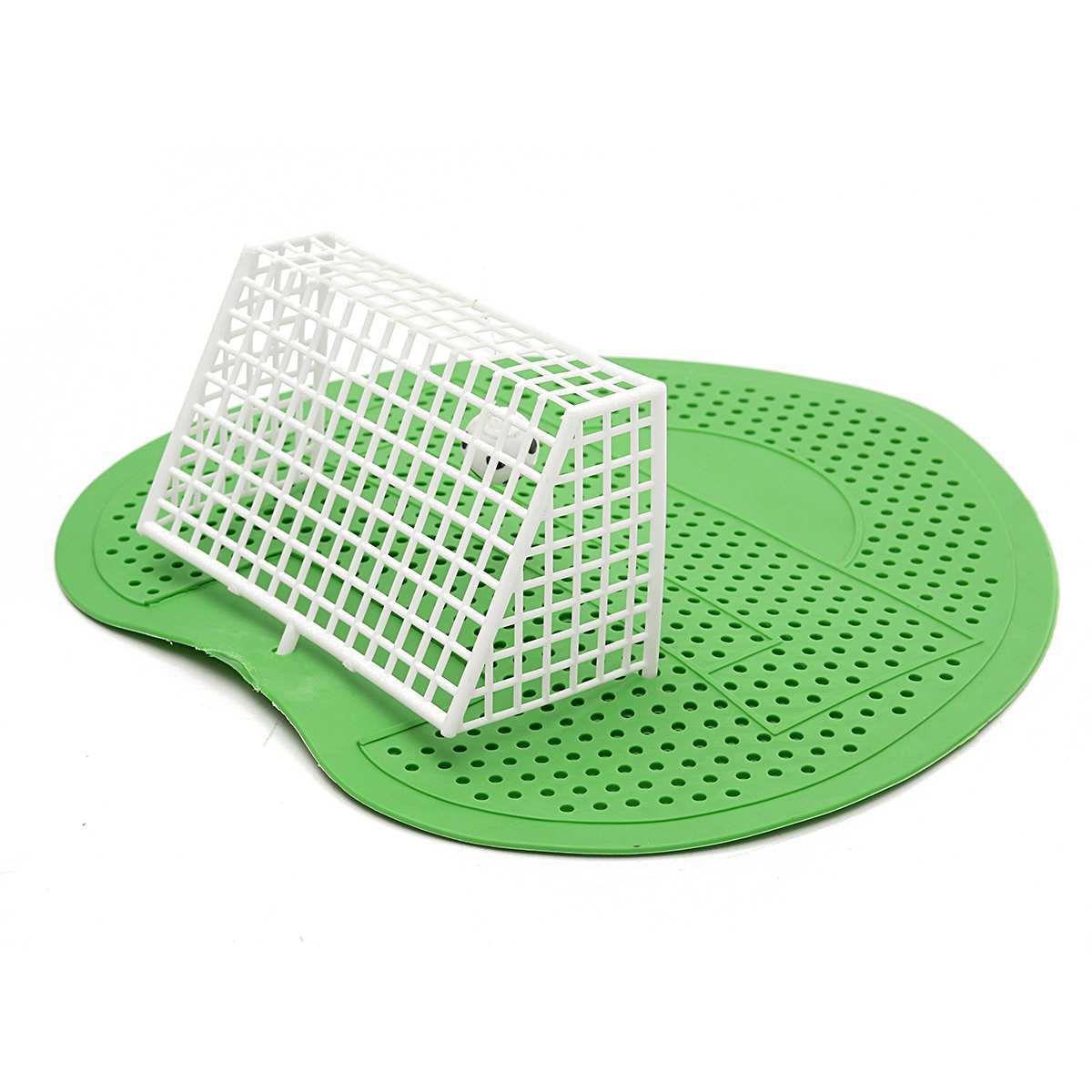 Football Soccer Shoot Goal Style Urinal Screen Filter Home For Hotel Club R8H3
