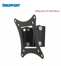 "Free Shipping MT2750 14""-26"" Tilting Flat Panel LCD LED Monitor TV wall Mount Bracket MT2750(China)"