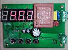 4-20mA current signal generator 4-20mA signal source transmitter 220V power supply digital display(China)