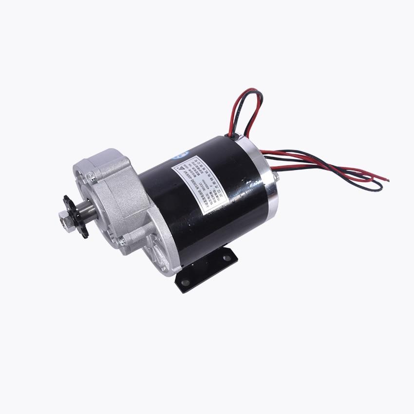 450w 24V ,36V,48v  gear motor ,brush motor electric tricycle , DC gear brushed motor, Electric bicycle motor, MY1020Z  2700rpm<br>