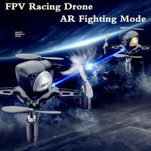 S7 Racing Drone mini Drones with Camera HD WiFi FPV Quadcopter mini Drone RC Remote Control Helicopter For Battle Fighting Game(China)