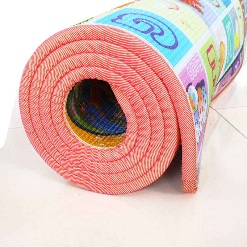 10 mm Thick Double Sides Children Play Mat Waterproof Kids Beach Picnic Mat Soft Eva Foam Carpet Rug Baby Crawling Mat Baby Toy 30