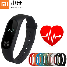 Original Xiaomi Mi Band 2 Smart Bracelet For Sleep Heart Rate Monitor Fitness Tracker Miband 2