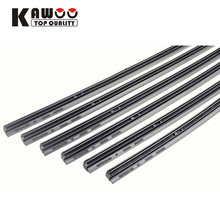 "Top quality auto Car wiper strip strips Vehicle Insert Rubber strip 14""-26"" 2pcs/lot for honda car wiper blade car styling"
