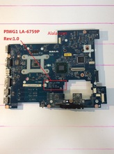 PIWG1 LA-6759P Rev:1.0 For Lenovo G470 Notebook Motherboard with HDMI Port
