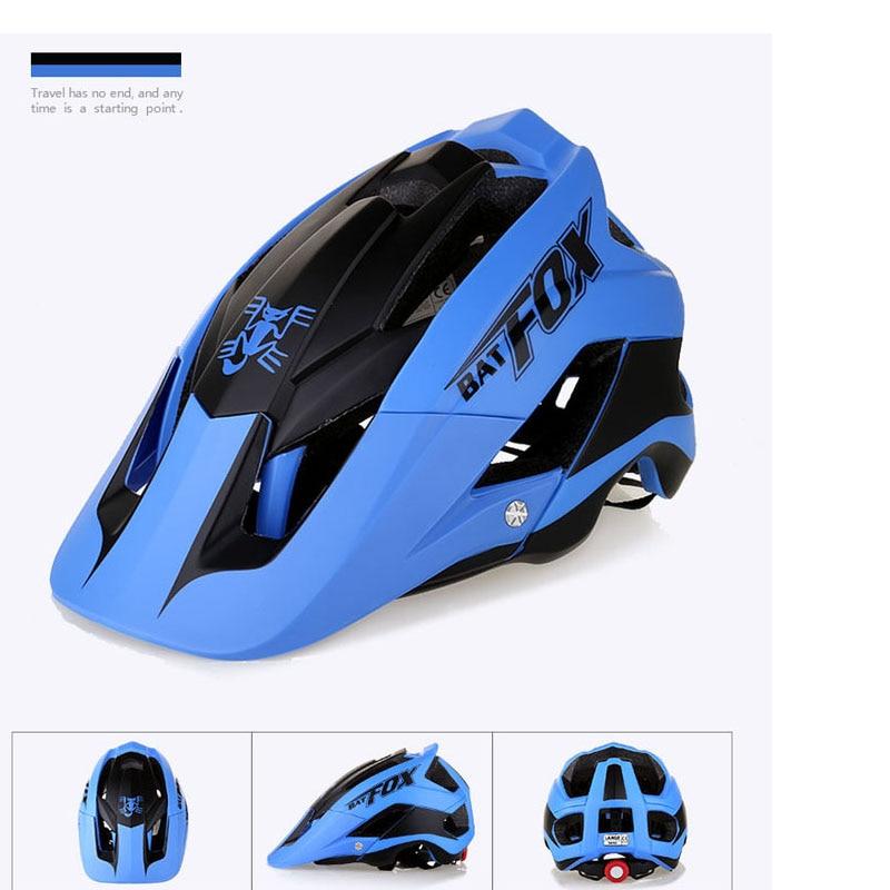 BATFOX Women Men Cycling shark Helmet cycling helmets road bike Bicycle casco specialiced ciclismo mtb hombre protone helmet 8