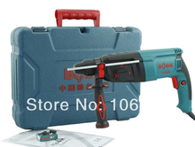 heavy powerful electric Concrete hammer, hammer, electric impact drill, professional power drill, hole saw