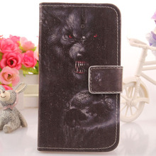 ABCTen Flip Design PU Leather Case Protective Cell Phone Skin Cover For Elephone S8 6''(China)