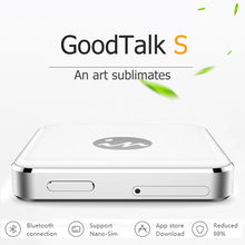 Bluetooth Multi Dual 2 Sim Card Dual Standby Adapter No Jailbreak for iPhone6//6 plus/6s/6s plus/5/4 iOS 7-10  Gmate Goodtalk S