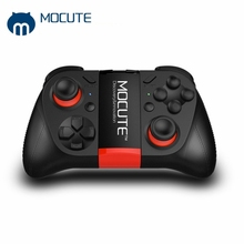 MOCUTE Wireless Gamepad player Bluetooth 3.0 Game Controller Handle Joystick For Xiaomi Android Phone Gamepad For PC TV