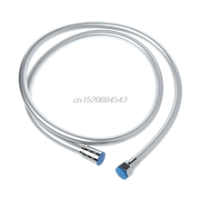 1.5m Shower Hose Pipe PVC Flexible Shower Hose Bathroom Plumbing Explosion-proof Hand Held Pipe New Drop ship(China)