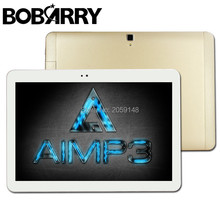 BOBARRY 4G LTE S118 Android 6.0 10 inch tablet pc Octa Core 4GB RAM 64GB ROM 8 Cores 5MP IPS Kids Gift Best Tablets computer(China)