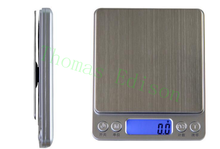 1 kg*0.1g Precision household kitchen scales, electronic scales, weighing scales stainless steel Weighing platform