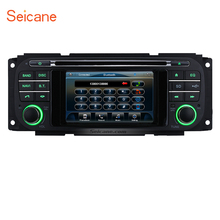 Seicane Radio Bluetooth CD DVD Player GPS Navigation system for 2002-2006 Dodge RAM 1500 2500 3500 Pickup Truck withUSB Auto A/V(China)
