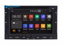 Pure Android 5.1.1 System HD Screen For Peugeot 3008 5008 Partner Car DVD GPS System Car Stereo System Media Multimedia