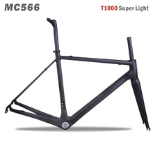 Hot Sell 2017 Free Ship Ultralight Toray t1000 Carbon Road Frame cadre Bicicleata Chinese Carbon Bike Frame