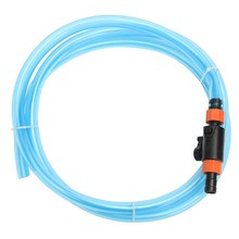ZHIYANG Aquarium Fish Tank Gravel Vacuum Cleaner Water Changer Siphon Pump Filter Tool Water Changer Siphon ED New Arrival(China)