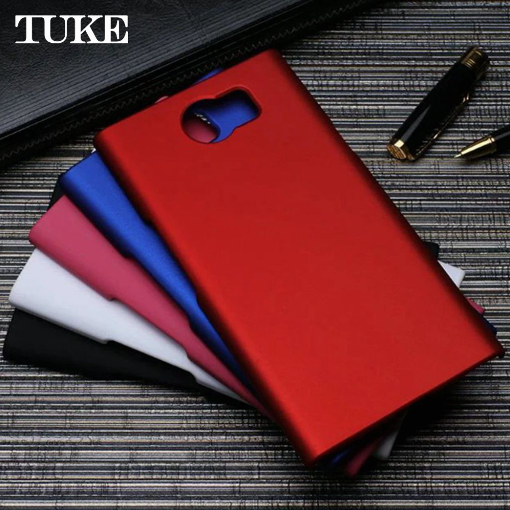 Brand Tuke Back Case for Blackberry Priv Case Hard Plastic Cover For Blackberry Priv Case Luxury Cover Shell Skin(China)