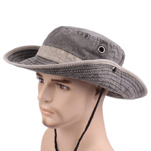 Camping Hiking Traveling Cap for Outdoor Men's Sunscreen Hat Sports Buckle Hat Multi-function Camping Head Wear Hunter Hats Caps