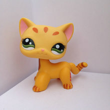 Pet Shop Animal Doll  Figure Child Toy Gril Short Hair  Cat  DWA276